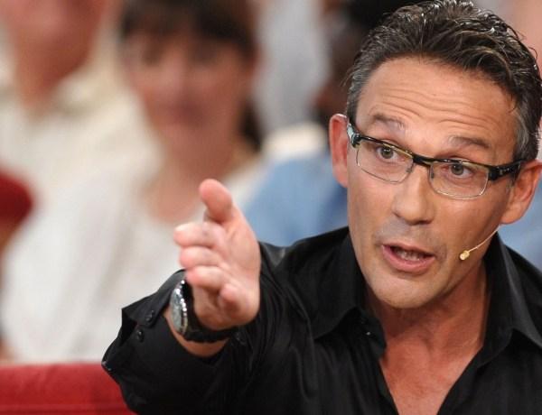 Victime d'un voleur, Julien Courbet lance un appel à l'aide