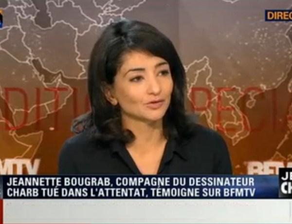 #JeSuisCharlie: nouvelles accusations envers Jeannette Bougrab