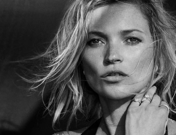 Kate Moss : Découvrez le look de la star pendant ses années Collège !