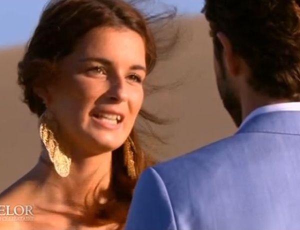 #Bachelor : Shirley refuse la rose de Marco après son comportement de goujat