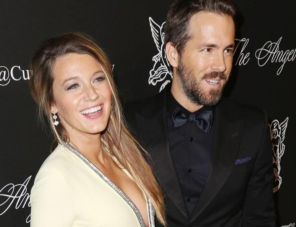 Blake Lively de nouveau enceinte?