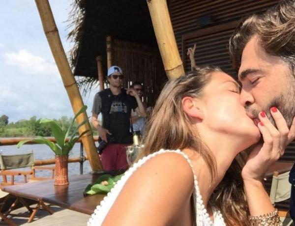 #Bachelor: Marco déclare son amour à Linda via un adorable message sur Instagram