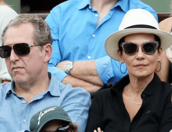 Roland Garros : Cristina Cordula et son chéri aux premières loges !