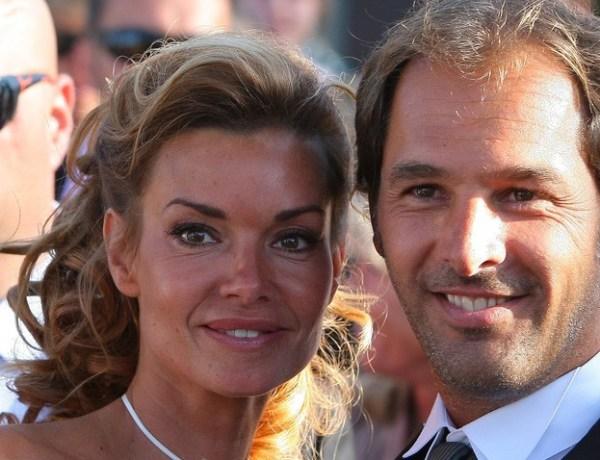 Ingrid Chauvin : Son mari Thierry Peythieu ému par la naissance de son fils