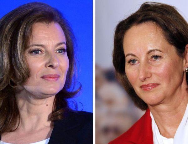 Pour François Hollande, Valérie Trierweiler était obsédée par Ségolène Royal