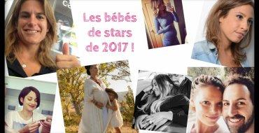 Les bébés des stars les plus attendus en 2017 !