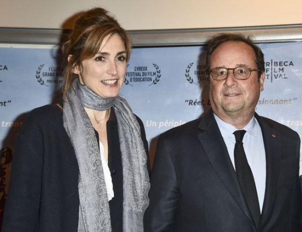 Julie Gayet et François Hollande : Nouvelle sortie en amoureux