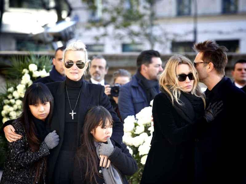Mort de Johnny Hallyday : Laeticia Hallyday et Laura Smet ne se parleraient plus…