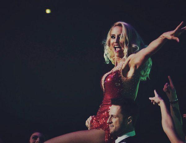 Danse avec les stars : Elodie Gossuin voulait abandonner dès le premier prime!
