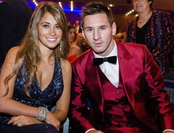 Lionel Messi est papa pour la troisième fois ! Découvrez le premier cliché de son bébé