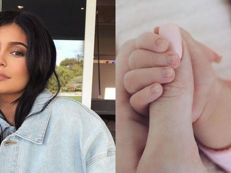 Kylie Jenner dévoile une une vidéo irrésistible de sa fille Stormi