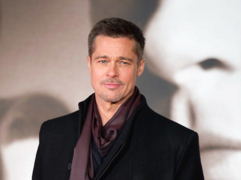 Brad Pitt aurait-il retrouvé l'amour ?