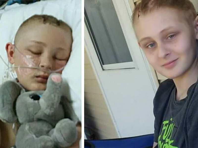 Dans le coma, un adolescent se réveille juste avant d'être débranché