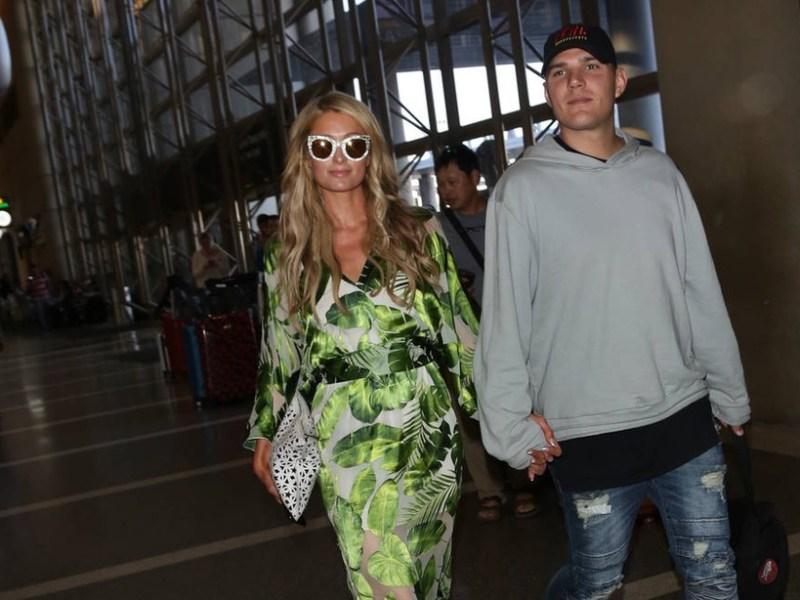 Le mariage de Paris Hilton en direct à la télévision ?