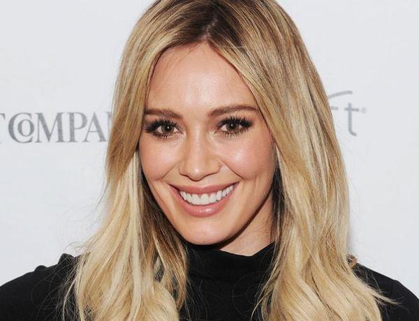 Hilary Duff enceinte : Découvrez le sexe de son deuxième enfant !