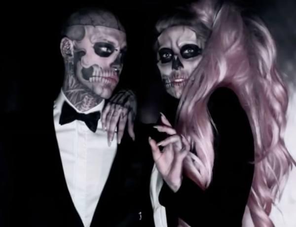 Zombie Boy : le mannequin et ami de Lady Gaga s'est suicidé à 32 ans