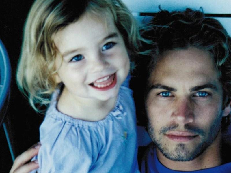 Paul Walker : Sa fille Meadow fête ses 20 ans !