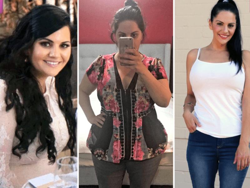 Régime cétogène : elle perd près de 50 kilos sans faire de sport
