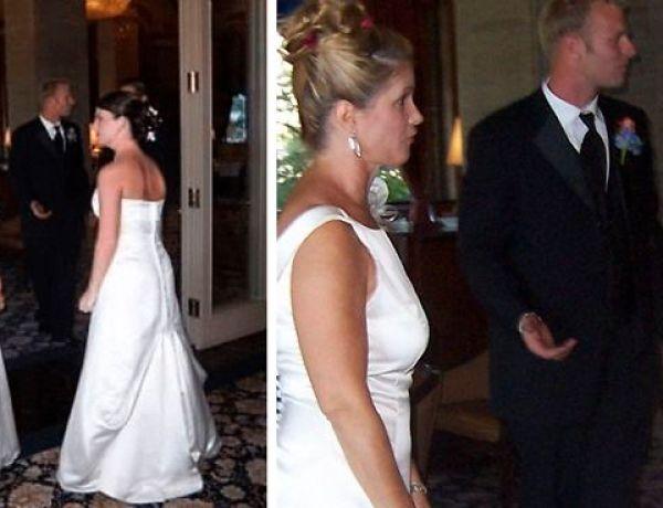 Sa nouvelle belle-mère se pointe en robe de mariée le jour de son mariage