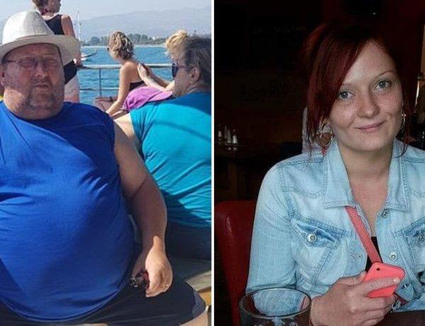Un homme perd 77 kilos pour s'occuper des enfants de sa fille décédée d'un cancer