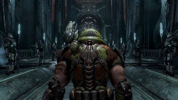 Doom Eternal Voice Actors Cast Tips Prima Games