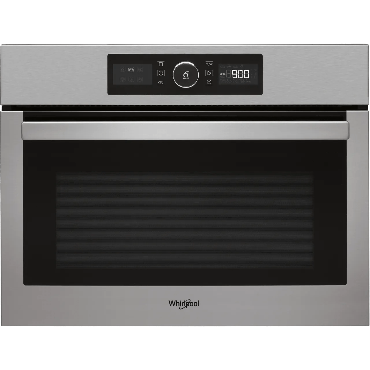 whirlpool absolute amw9615 ixuk built in combination microwave oven stainless steel