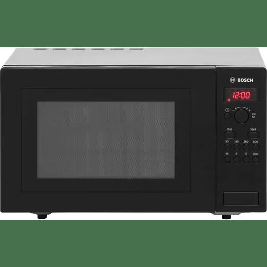 bosch hmt84m461b 25 litre microwave black