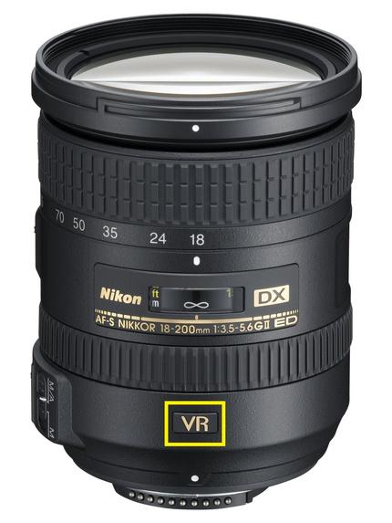 Универсальный объектив с оптической стабилизацией Nikon AF-S 18-200mm f/3.5-5.6G ED VR II DX Nikkor подойдет для всех зеркальных аппаратов Nikon с матрицей формата APS-C.
