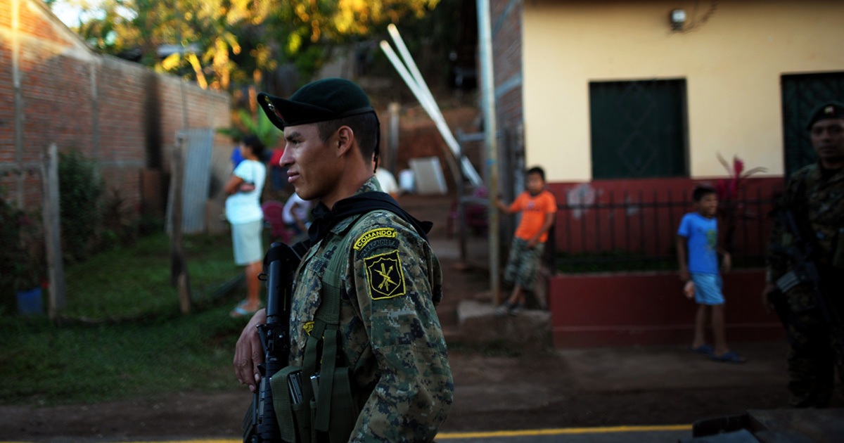 El Salvador Considers Amnesty For Those Accused Of Crimes