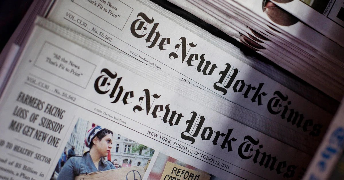 Headline Writing With An Nyt Guru Propublica