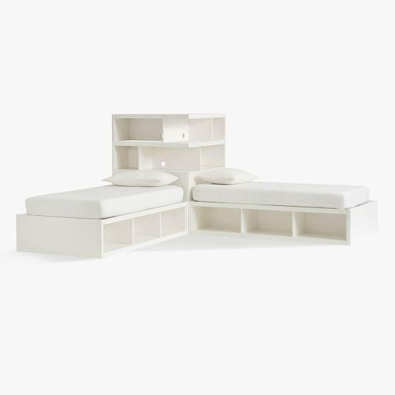 store it corner bed unit superset