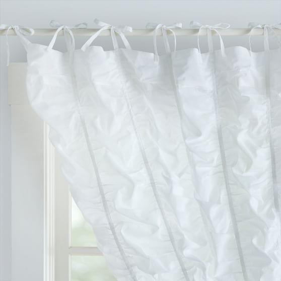 ruched curtain teen curtains