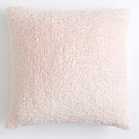 cozy euro dorm pillow pottery barn teen