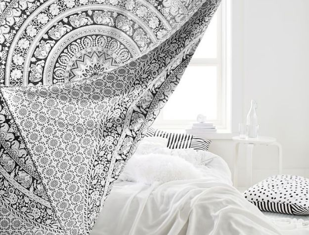 privacy dorm room divider