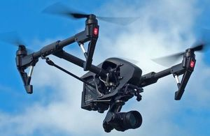 Drones Are You Flying Yours Safely And Legally Gov Uk