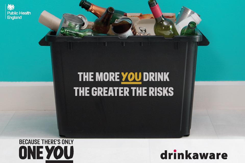 drinkaware launch drink free days gov uk