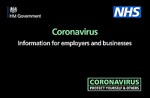 Coronavirus information for employers and businesses