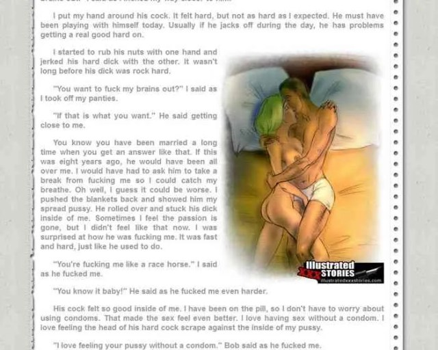 Preview 3 For Illustrated Xxx Stories