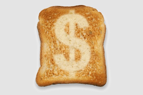 What does bread mean? Bread means money in slang