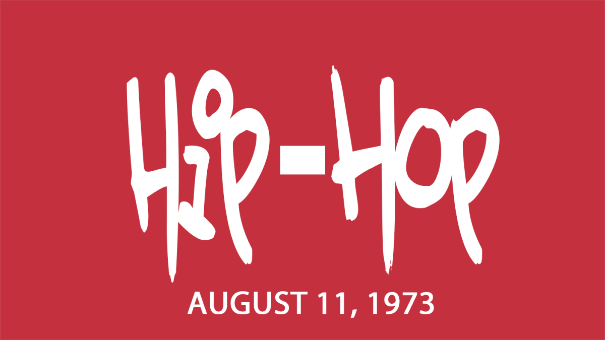 """Hip-Hop"" was created on August 11th, 1973"