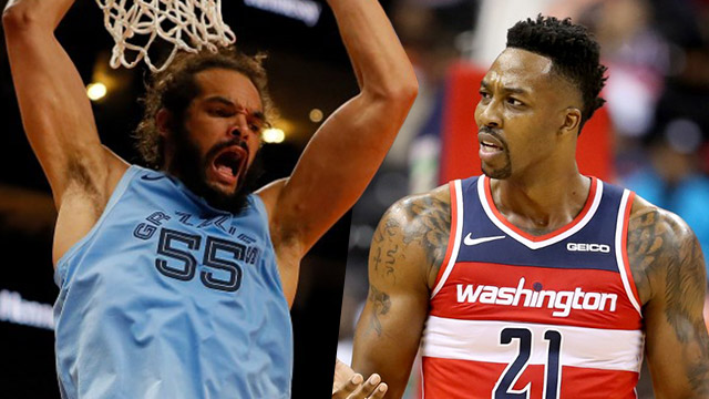 Injury-hit Lakers to look at Howard, Noah