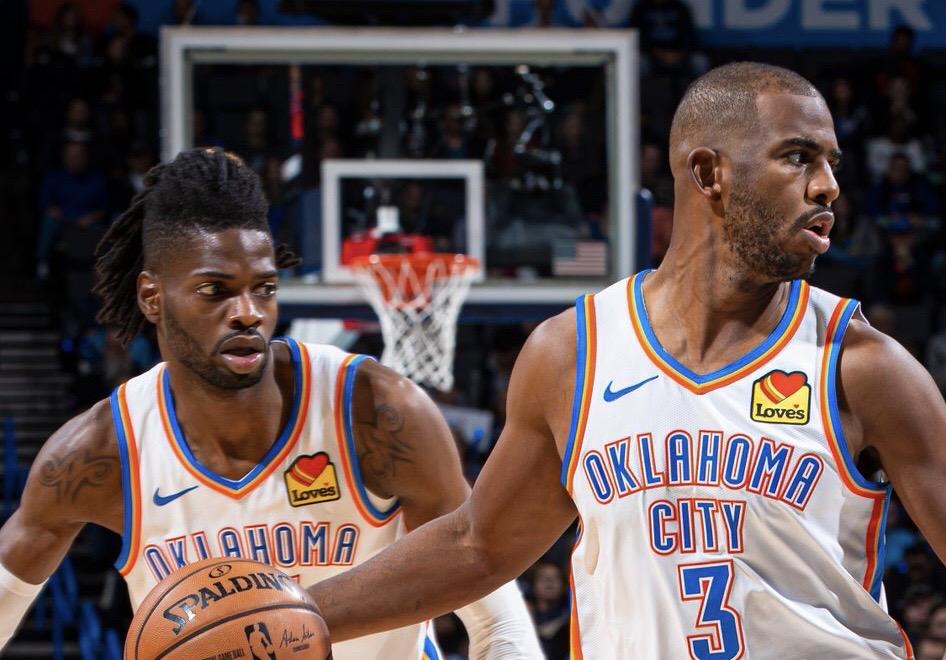 Thunder thwart injury-hit Warriors anew
