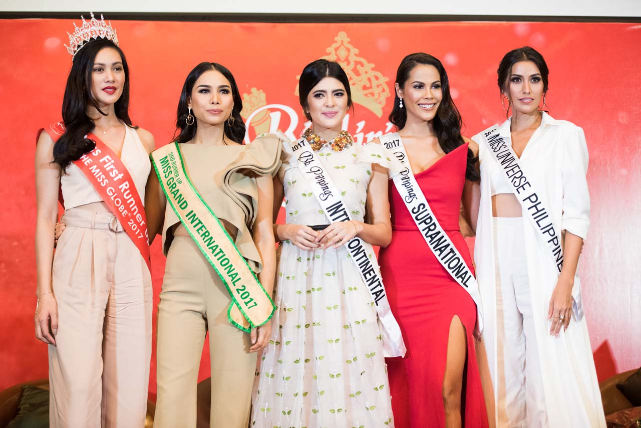 Full List The Official Candidates Of Bb Pilipinas