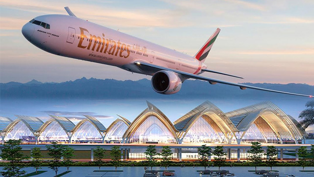 SECOND STRATEGIC DESTINATION. Emirates will launch a daily Dubai-Cebu-Clark circular service on Wednesday, March 30, 2016. Image from Emirates