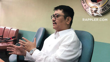 Dong Gonzales' edge in speakership race? 'No political ambition in ...