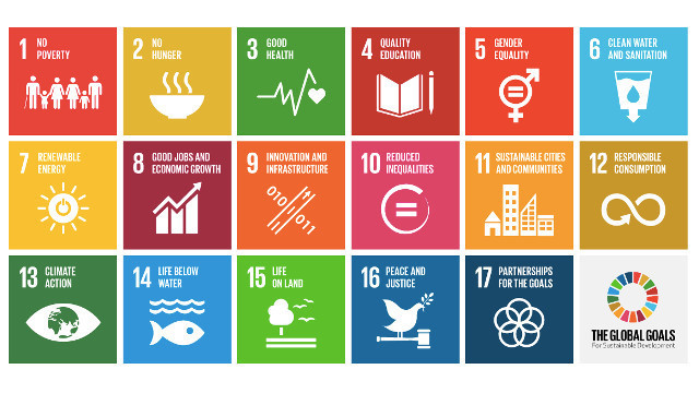 GLOBAL GOALS. These goals will be adopted by 193 countries on September 25, 2015, a day before the Manila Social Good Summit