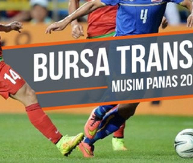 Bursa Transfer Sepak Bola Musim Panas