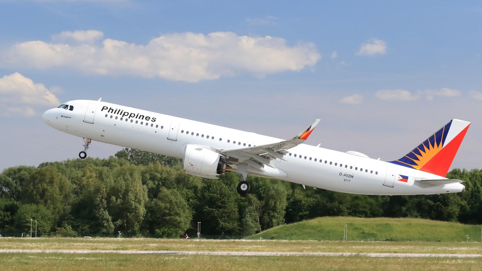 LOOK: Philippine Airlines gets 1st aircraft under fleet renewal program