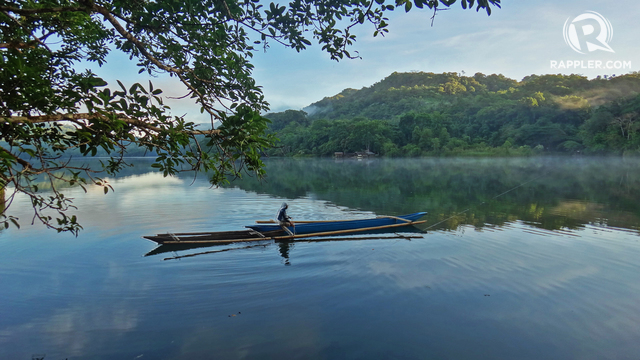 DANAO. Lake Danao also retains its tranquil beauty. Photo by Rhea Claire Madarang/Rappler