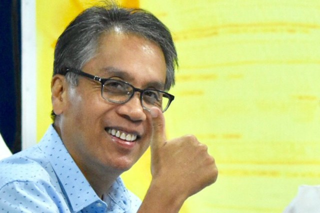 Image result for mar roxas